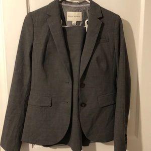 Banana Republic suit (jacket and skirt)